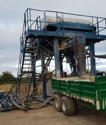 Drilling Fluid Re-Conditioning For Environmentally Sensitive Drilling Operation